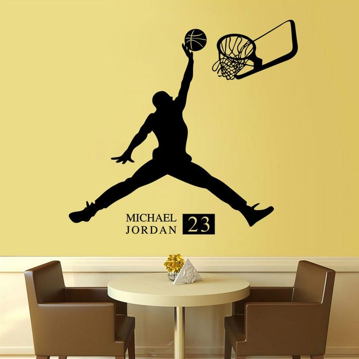 Sports Wall Decals For Bedrooms