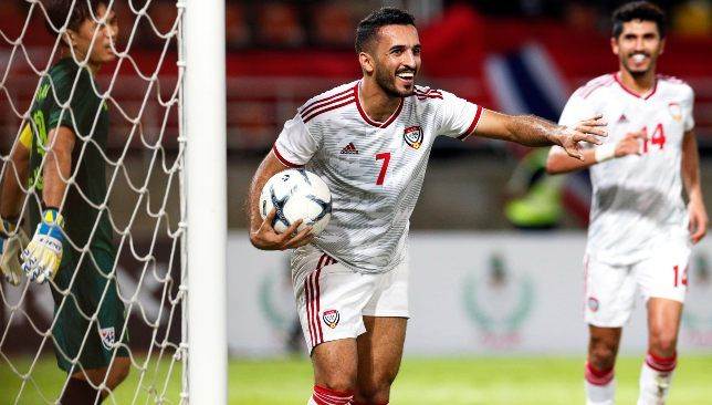 How To Fill The Ali Mabkhout Void And Other Talking Points For Uae Squad To Play Vietnam Goal Of The Week Squad Senior Football