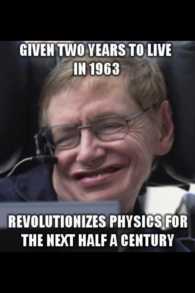 10 Cool Things You Didn't Know About Stephen Hawking
