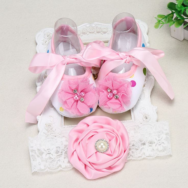 >> Click to Buy << Boutique baby bebe baby booties zapati bebe botas;Girl shabby flower sapatos infantis aby slippersChristening  Lace baby booties #Affiliate