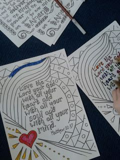 Flame: Creative Children's Ministry: Portable prayer at lunchtime club