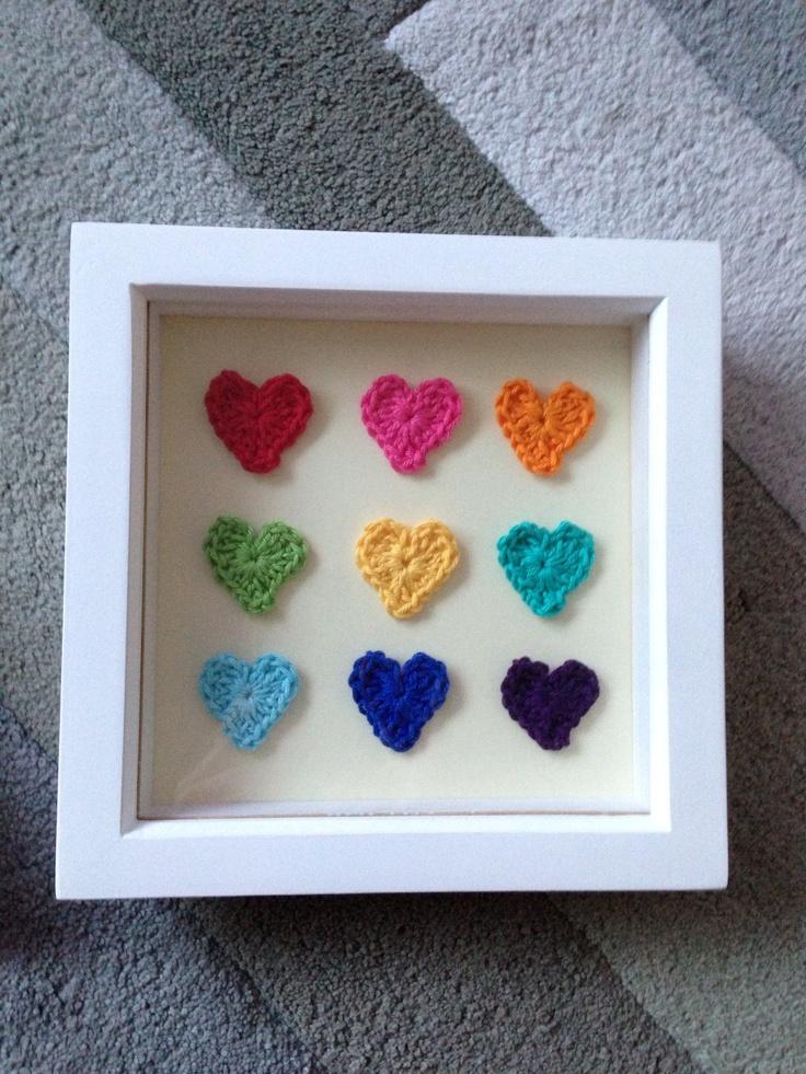 64 best Framed crochet ideas images on Pinterest | Crochet ideas ...