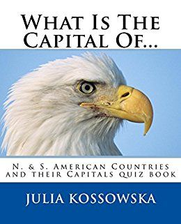 What Is The Capital Of Costa Rica?    Free today...: N. & S. American Countries and their Capitals quiz book (Countries and Capitals 3) eBook: Julia Kossowska: Kindle Store https://t.co/iCRjXd49b8 https://t.co/0F7PAcOzgf