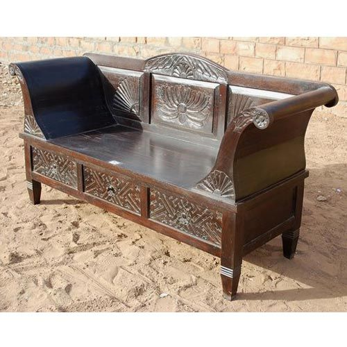 Victorian Carved Wood Sofa Couch Loveseat Furniture New In