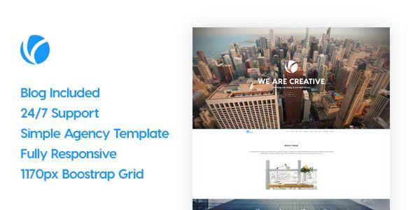 Venus | Responsive Business HTML5 Template