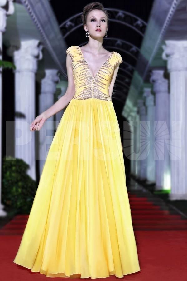 11 besten yellow dresses Bilder auf Pinterest | Gelbes kleid ...