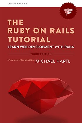 The Ruby on Rails Tutorial book and screencast series teach you how to develop and deploy real, industrial-strength web applications with Ruby on Rails, the open-source web framework that powers top websites such as Twitter, Hulu, GitHub, and the Yellow Pages. The Ruby on Rails Tutorial book is available for free online and is available for purchase as an ebook (PDF, EPUB, and MOBI formats). The companion screencast series includes 12 individual lessons, one for each chapter of the Ruby on…