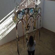 Joan Martin, Monument, mixed media, 3meterX2meter.jpg