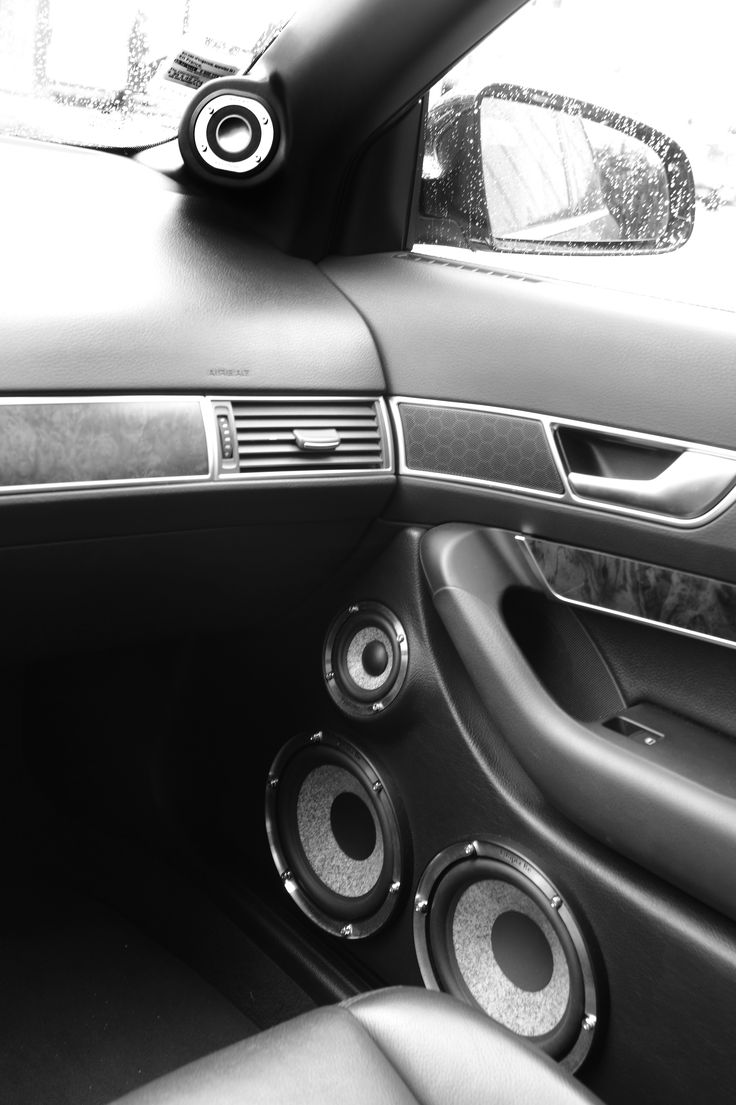 Kit Utopia #FSM2012    http://www.focal.com/fr/tuning-audio-voiture/utopia-be.php