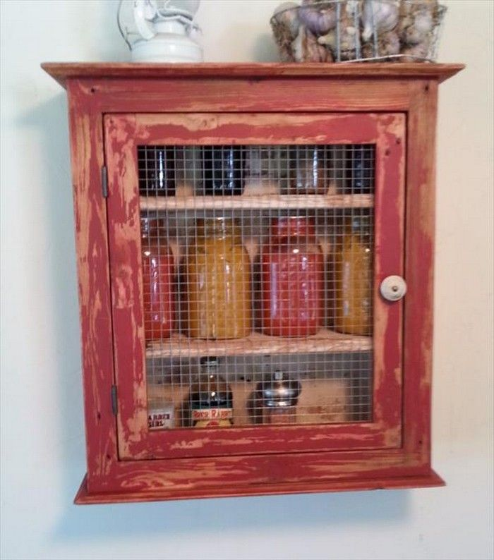 Kitchen Cabinets From Pallets top 25+ best pallet cabinet ideas on pinterest | pallet kitchen
