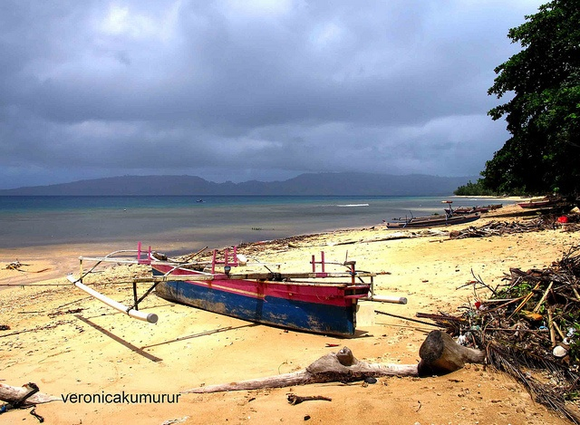 Bangka Island, North Sulawesi © 2013 Veronica Kumurur