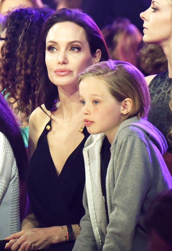 Shiloh Jolie-Pitt's Ever Changing Looks
