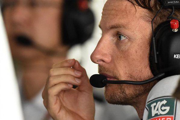 Jenson Button (GBR) McLaren. Formula One World Championship, Rd15, Japanese Grand Prix, Practice, Suzuka, Japan, Friday, 3 October 2014