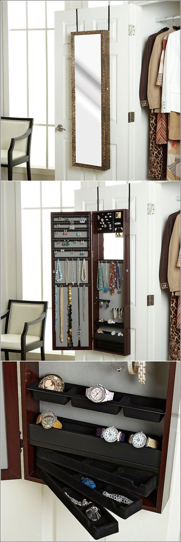 die besten 25 spiegel schmuckschrank ideen auf pinterest. Black Bedroom Furniture Sets. Home Design Ideas