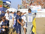 Euro Beach Soccer League: il ct dell' #Italia Max #Esposito