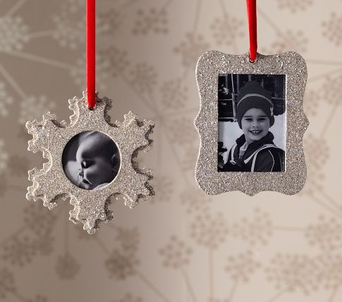 21 best Frame Ornaments images on Pinterest  Photo ornaments