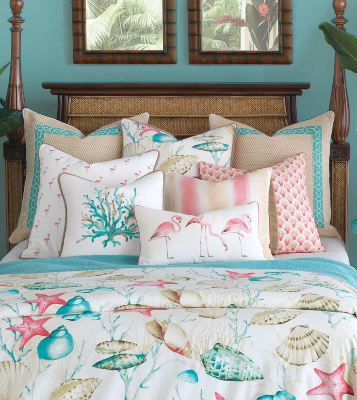 Luxury Bedding by Eastern Accents - Sumba Collection