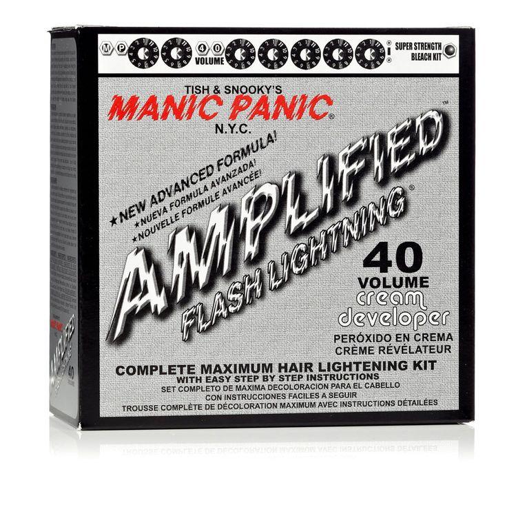 40 Volume Flash Lightning Bleach Kit