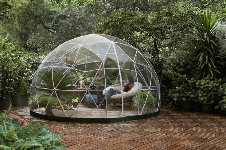 This @Lapadd Greenhouse Garden Igloo would be the perfect addition to your #landscape #design client's yard. It is a great way to enjoy the lovely outdoors while staying protected from the weather.