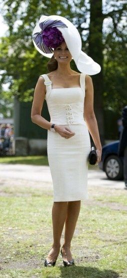 Royal Ascot 2011 - Day 1 - Isabella Christensen