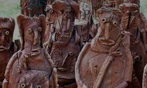 Image result for alejandro santiago. sculpture