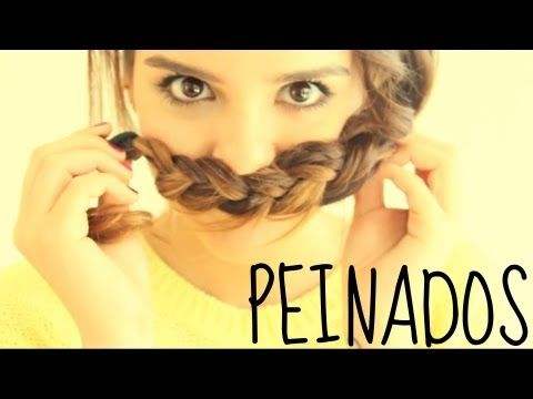 3 peinados ♥ FACILES. - YouTube