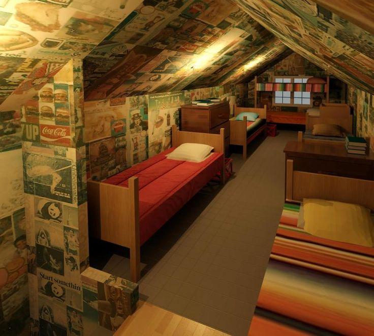 Attic Storage Ideas For Kids Bedroom Diy Home Decor