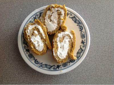 Pumpkin Rolls (Low Carb) - My Low Carb Recipes