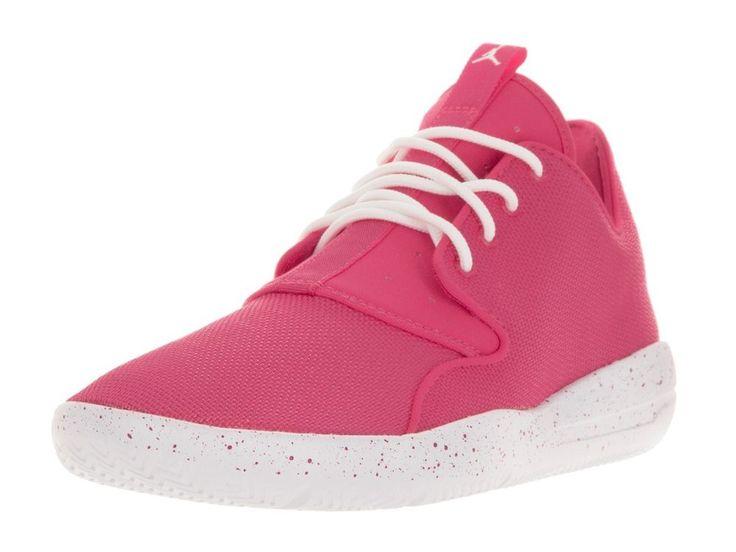 Nike Girls' GS Jordan Eclipse Basketball Shoes 724356 608 Pink/White #Nike #BasketballSneakers #Athletic