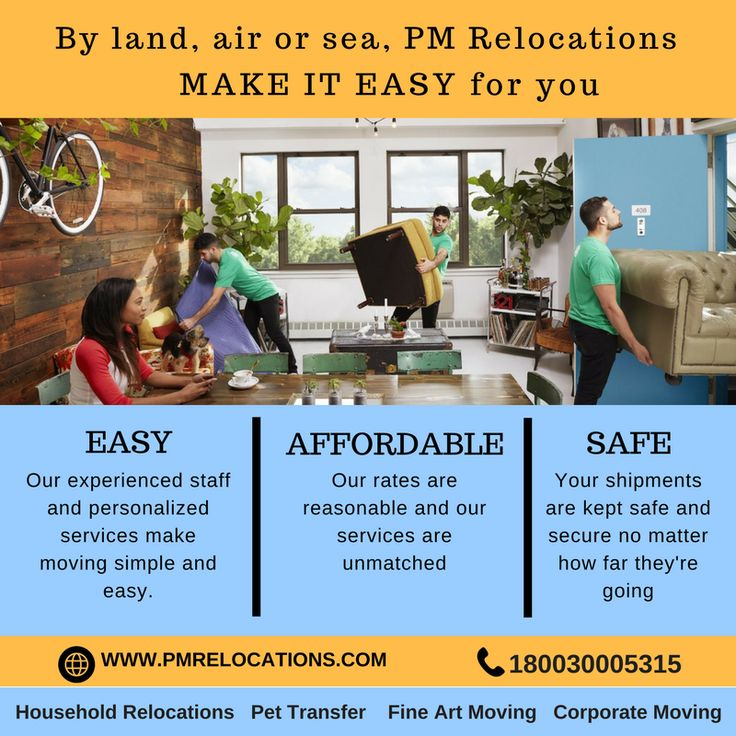 @PMRelocations is a global player on the international market and has become one of the world's leading organizations in the field of professional #relocation companies. We provide quality services with trained staff and commitment customer care. Specializing in shipping any and all commodities to and from any place in the world, we provide global #transport services. Make us your one-stop-shop #moving partner in India.