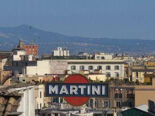 One of the filming locations of La Grande Bellezza, at Via Veneto.