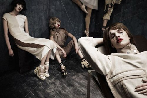 CR Fashion Book: Waiting In TheWings - Journal - I Want To Be A Roitfeld