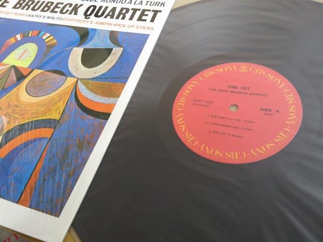 今週の気になるレコード~デイヴ・ブルーベック『テイク・ファイヴ』/アル・クーパー『クーパー・セッション』 | 中古レコード店 | スノー・レコードのブログ