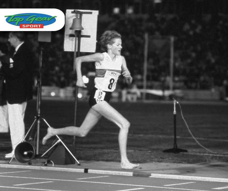 #ThrowbackThursday: Zola Budd Pieterse in her signature barefooted glory. She was an amazing long distance runner and she was the embodiment of woman power. In 1984 and 1985, she broke the world record in the women's 5000 metres. #TopGearSport