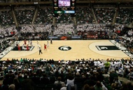 Breslin Center, Michigan State University. Not just for basketball. ;)