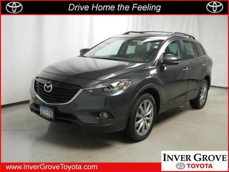 44 best awd suvcrossovers images on pinterest 2015 used mazda cx 9 grand touring 27395 carsoup fandeluxe Choice Image