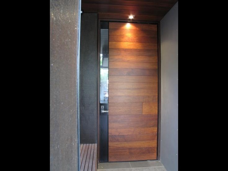 Allkind Joinery - Entrance door