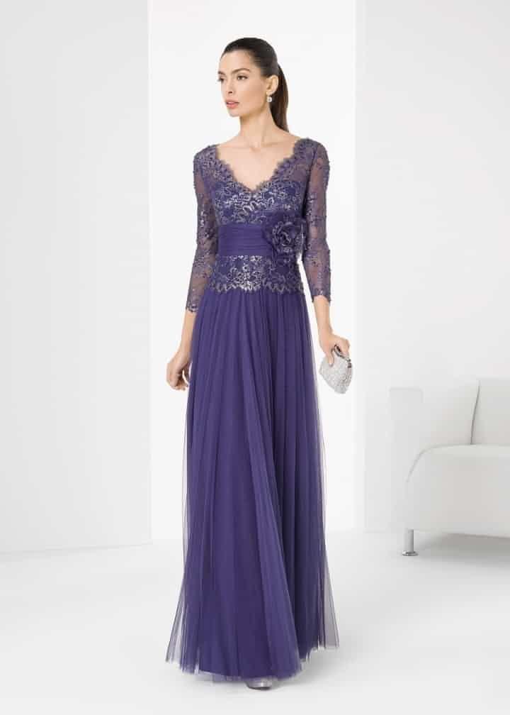 59 best Azul images on Pinterest | La novia, Vestido de madrina y ...
