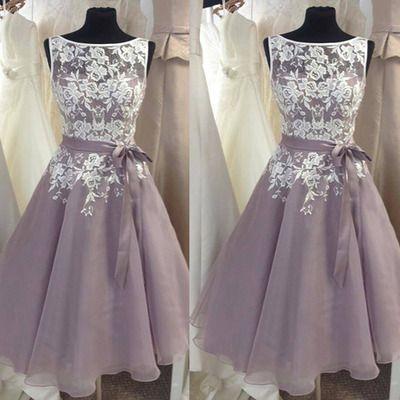 gray prom dress, lace prom dress,unique bridesmaid dress, off shoulder bridesmaid dress, occasion dress,BD160701