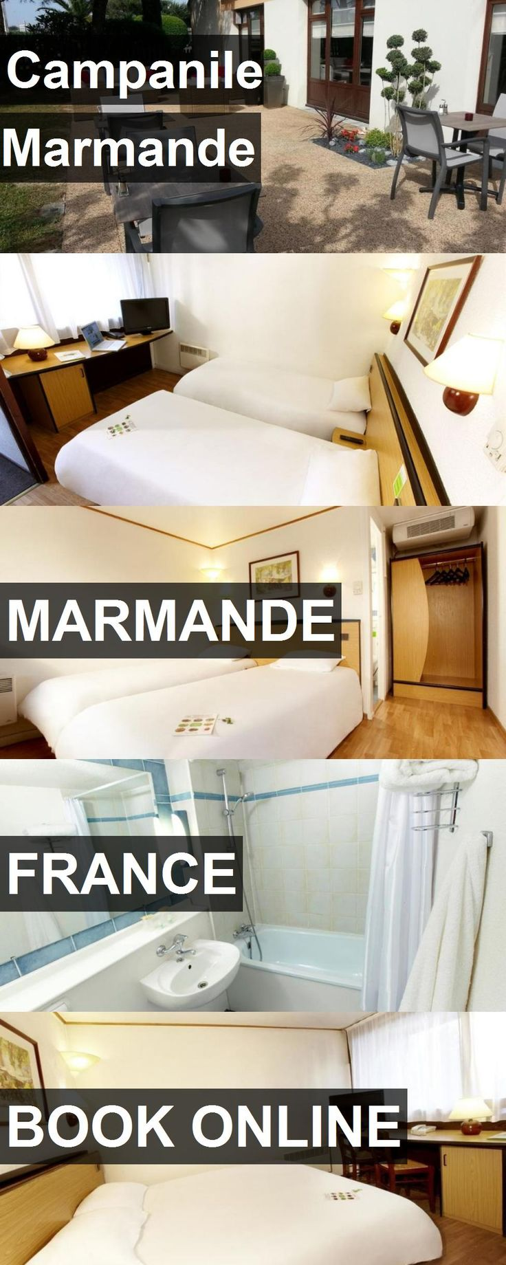 Hotel Campanile Marmande in Marmande, France. For more information, photos, reviews and best prices please follow the link. #France #Marmande #hotel #travel #vacation