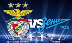 O Benfica ganhou por 1-0 ao Zenit FC na primeira mão dos oitavos-de-final da Liga dos Campeões, jogo que se realizou no dia 16 de Fevereiro de 2016, no estádio da Luz.