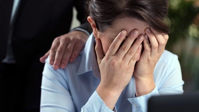 6 steps to take if you're sexually harassed at work | TheHill