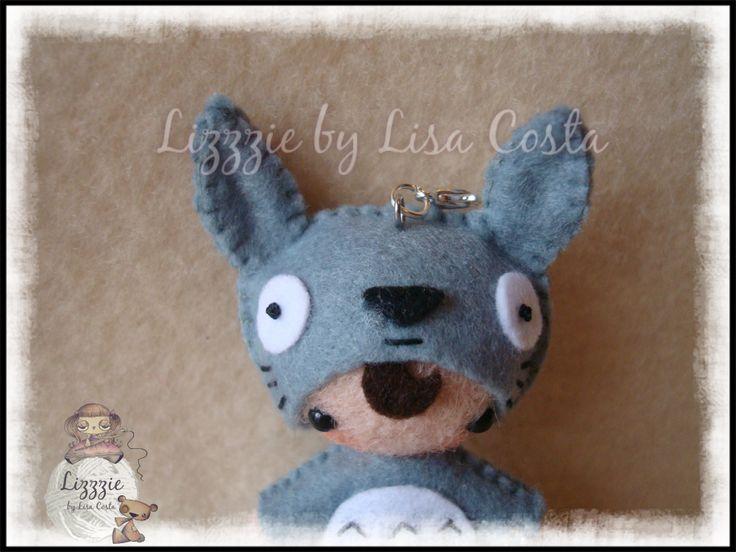 Totoro's hat