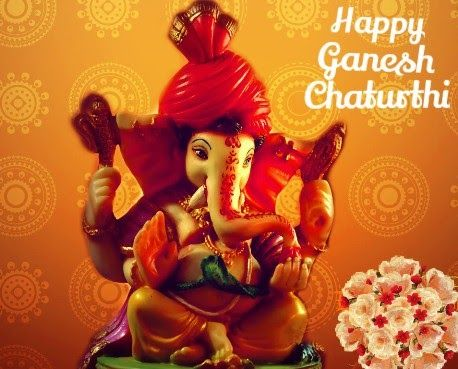 Happy* Ganesh Chaturthi Wishes, Quotes [Status] Messages, SMS In Hindi | UPDATE}…