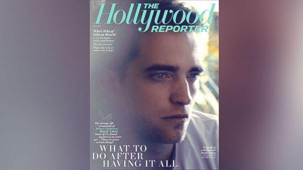 Robert Pattinson Still in Touch With Kristen Stewart - ABC News