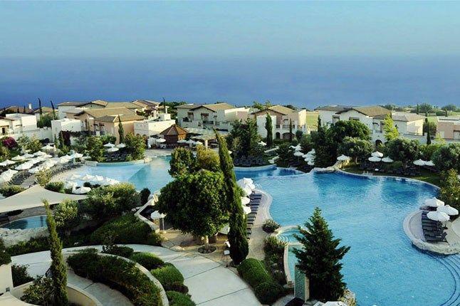 InterContinental Aphrodite Hills Resort Hotel, Cyprus