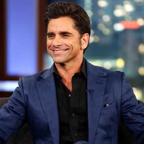 Oh La La: John Stamos Posted a Very Important Shirtless Selfie Last Night | In Touch Weekly