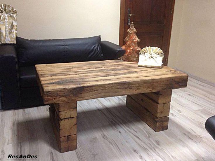 Eichenholzmöbel Rustikale Möbel Aus Eichenholz Tische Aus Alter Eiche  Resandes