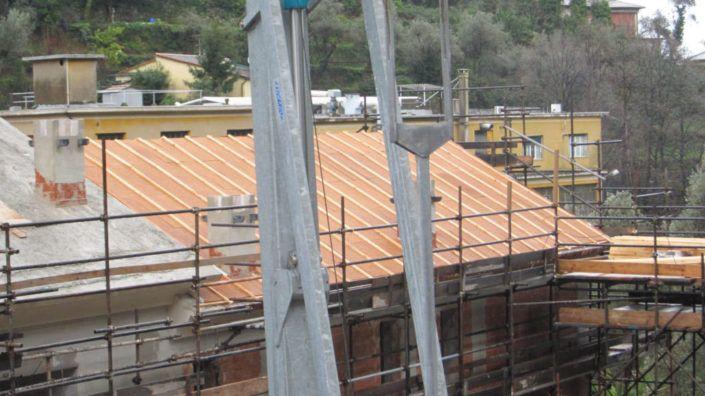 Come isolare un tetto in laterocemento con pannelli di sughero