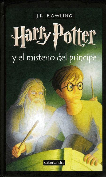 Harry Potter y el misterio del príncipe - J. K. Rowling